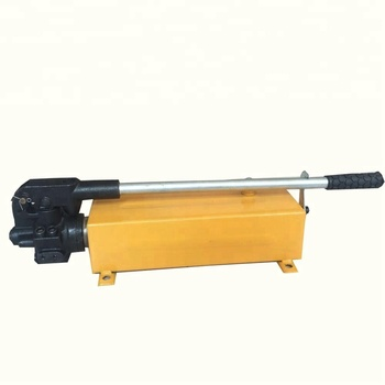 Manual pump manual pump manufacturer for hydraulic pump