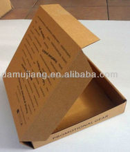China supplier custom printed recycled handmade carboard gift paper box