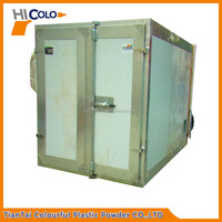 Hot Sales Industrial Electric Powder Curing Furnaces Ovens