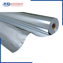 aluminum foil fabric roof heat reflective insulation material for construction