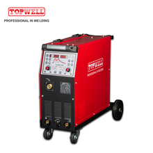 Professional aluminium CO2/Argon protection mig/mma welding ALUMIG-250P gas protection 2 pulse MIG