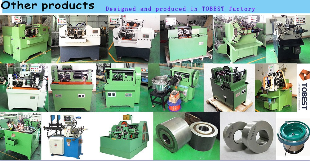 automatic thread rolling machine Transmission Shafts Pump Shafts