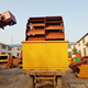 Hot sale industrial wheel sand washing machines in China
