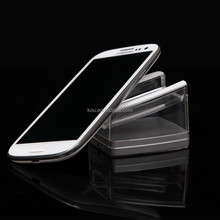 China wholesale plastic mobile phone display holder for android smart phone