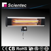 Scientec 1800W Electric Wall Mounting Room Heater Manufacture