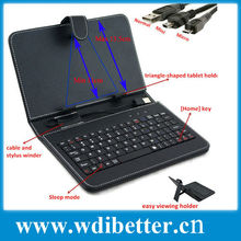 Keyboard Case Cover For Lenovo Idea Tab S6000