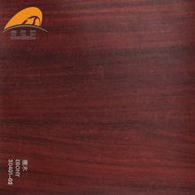 Normal Decorative Self Adhesive Wood Grain Vinyl Film/Laminate Paper For Kitchen Cabinet
