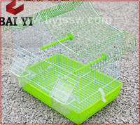 Chinese Wholesale Low Price Metal Canary Bird Cages(Alibaba supplier,Made in China)