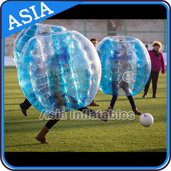 Giant Hamster Ball TPU Body Zorb Inflatable Bubble Ball Bumper For Team Playing