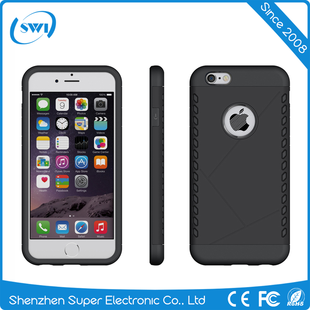 Compatible Brand and PC Material Matte Plastic Hard TPU Phone Case For Apple iPhones 6 6s