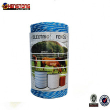 electric fence poly wire Designed for permanent applications