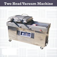 Double chamber Type Vaccum Packing Manish