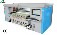 Clothes Digital Printing Machine For Fabric Printing,Printed Fabric