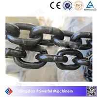 German Standard DIN 763 Alloy Steel Transmission Link Chain