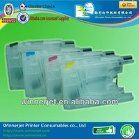 office supply refillable ink cartridge for Brother LC38 LC39
