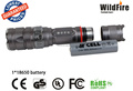 rechargeable high power 500lumens diving zoomable flashlight