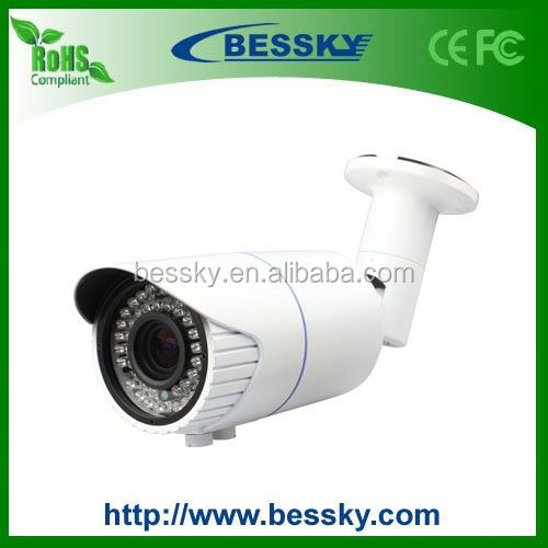 CCTV 1/2.8 1200TVL(OSD) 4-9mm Lens Weatherproof IR Outdoor Camera digitech cctv camera