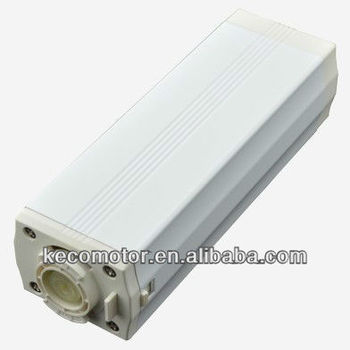 KECO electric curtain motor KA55A for automatic curtain track and remote controlling and automatic limit