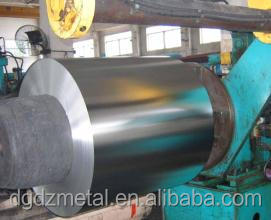 Dongguan Dizhi factory specializes tinplate,tin iron,SPTE