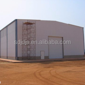 steel structure workshop prefabricated warehouse building