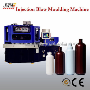 Injection Blow Molding Machine for making plastic bottle
