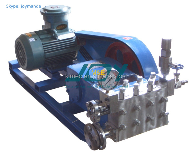 High pressure washer pump high pressure surface cleaner