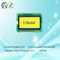 12864 graphic lcd module for instrument cluster