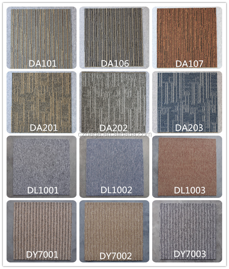 Fashionable 100 solution dyed pp nylon wall to wall for Wall to wall carpet colors