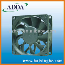 ADDA AS8025 Motor cooling plastic fan impeller