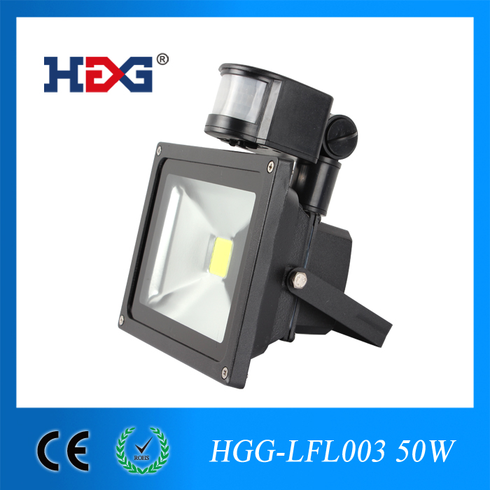 bright white daylight 10w 20w 30w 50W led flood light with factory direct supplier
