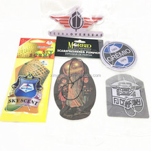 New OEM printing paper vent hanging car air freshener