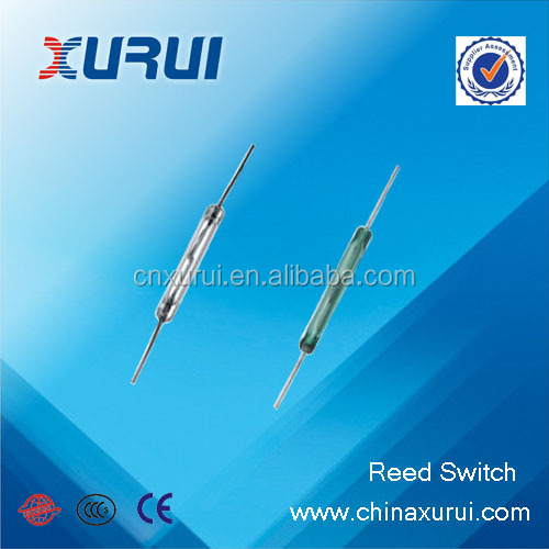 XGH CE approval green glass reed switch