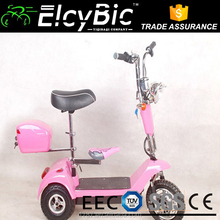 adult chopper electric scooter for baby aluminum bicicletas wheel hot sale (E-SK03B)