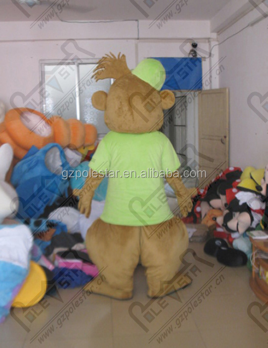 sport game animal costumes character squirrel costumes