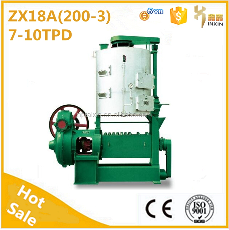 China Factory Prefessional Automatic Safflower Oil Extraction Machine for Sale