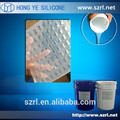 liquid injection molding silicone for Jewelry mold making