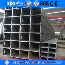 Professional manufacturer rectangular mild steel square hollow sections