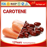 Nutritional Supplements Eyes Health/ Vision Protection Beta Carotene Capsules
