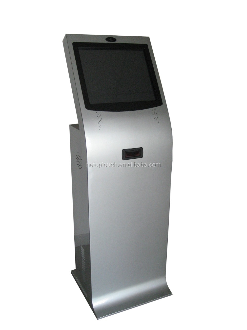 High quality custom self service pay kiosk touch