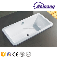 AS36026 Super quality useful professional european style indoor acrylic bath tub prices
