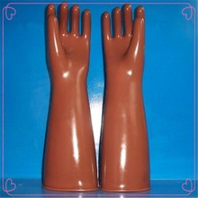 long rubber gloves/insulating gloves