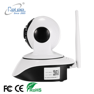 New products home security alarm infrared night vision IP wifi cctv network camera