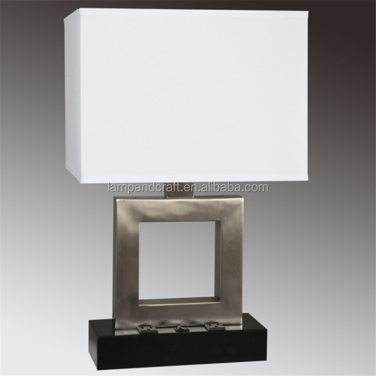 Table Lamp With Power Outlet ~ Best Inspiration for Table Lamp