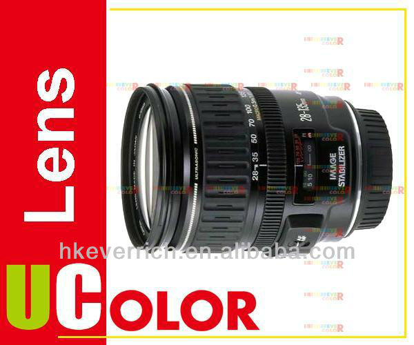 Canon EF 28-135mm F/3.5-5.6 IS USM Lens for 7D 6D 5D III 60D