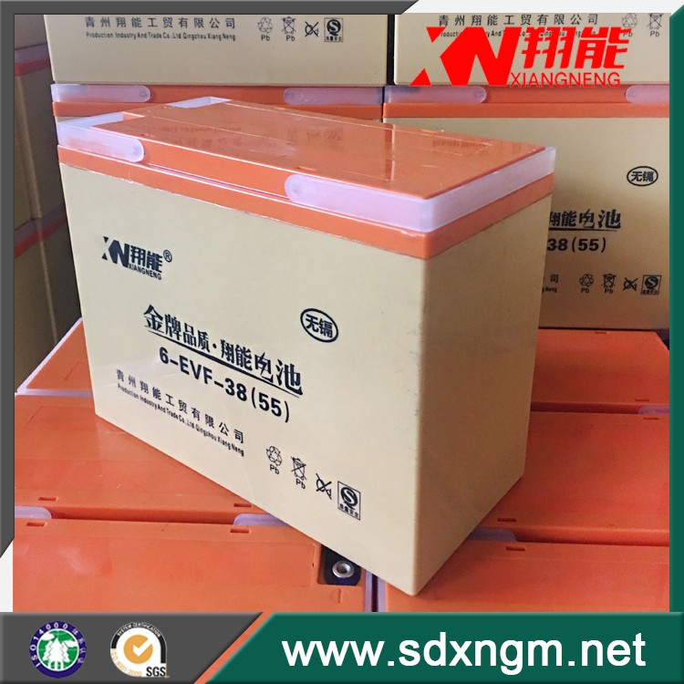 Alibaba hot selling rechargeable toy car battery