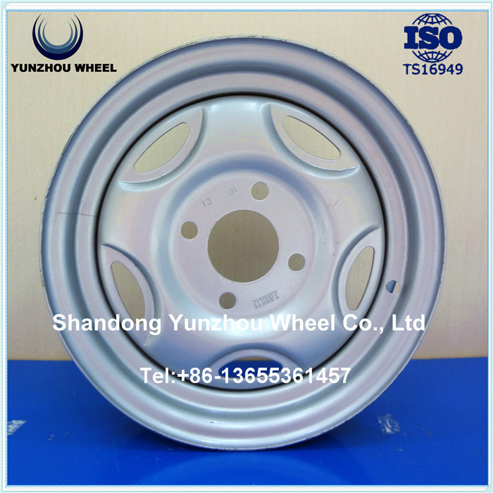 12inch motorcycle wheel for 4.50-12 tire