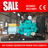 HOT SALE standby power 1000kva generator lowest price
