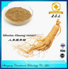 high quality siberian ginseng root extract