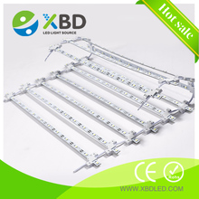 double-sided illumination 5050 SMD LED Light Bar module, scrolling led curtain matrix backlight