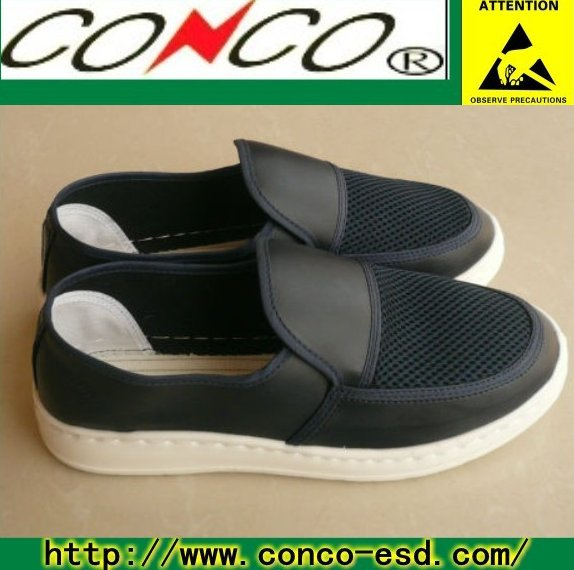 Antistatic ESD safety Shoes With air Hole